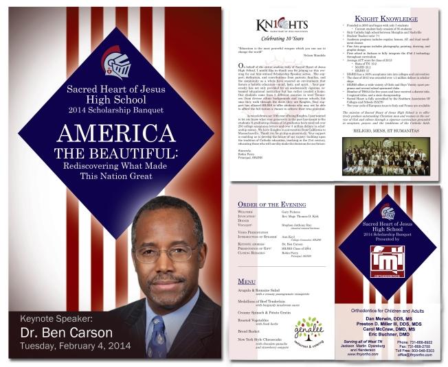Ben Carson Program